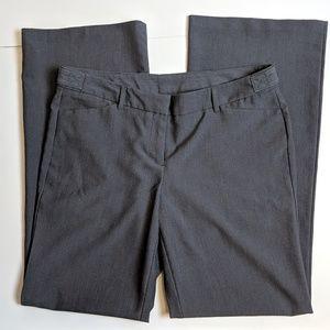 Joe.B grey slacks pants wide leg women's size 11